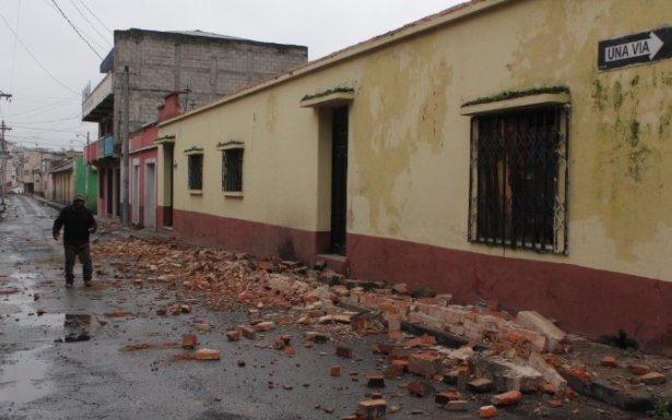 Efectos del terremoto en Guatemala / Foto: CNN