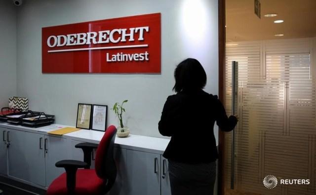 Imagen de archivo. Odebrecht Latinvest en su sede de Lima, Perú, el 7 de agosto de 2017. REUTERS/Mariana Bazo