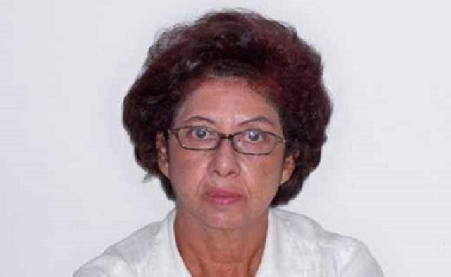 Argélida Gómez, periodista de la fuente de tecnología // Foto Cortesía