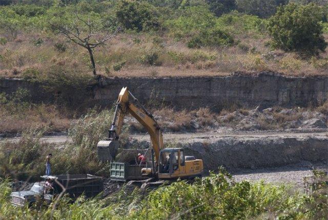 Con la agresión al Valle Turbio están en riesgo parte de la zona Sur de Barquisimeto./ Foto El Impulso.