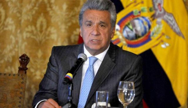 Lenín Moreno. Foto Archivo