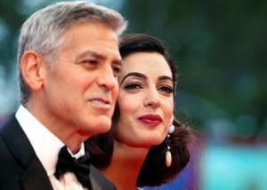 George y Amal Clooney donan 100 mil dólares a centro de apoyo niños migrantes