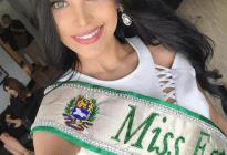"""Ninoska Vásquez, Miss Earth Venezuela 2017: """"Chávez vive, la lucha sigue"""""""