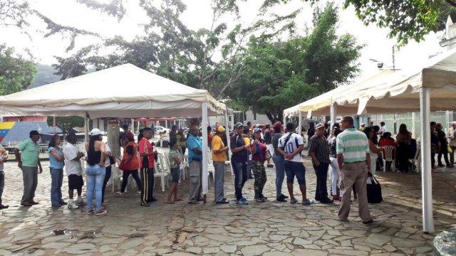 Foto: El estado Bolívar decidió participar en las primarias de la MUD / PJ Bolívar