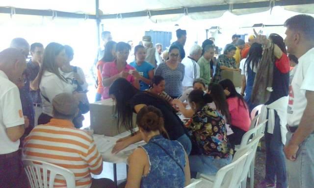 Foto: Trujillo votó en las primarias este domingo / Te Lo Cuento News?