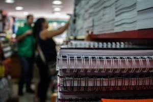 Precio de útiles escolares supera los 80 millones de bolívares