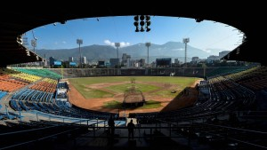 El béisbol venezolano no se escapa de la crisis económica del país