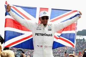 ¡Llámenle campeón! Así fue como Hamilton logró su cuarto título en la Fórmula Uno (FOTOS)