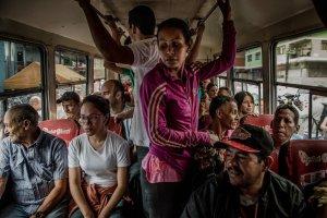 """""""Uno pierde la esperanza"""": Los venezolanos votaron con poca ilusión de cambio"""