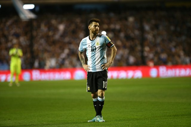 El argentino Lionel Messi. REUTERS/Agustin Marcarian
