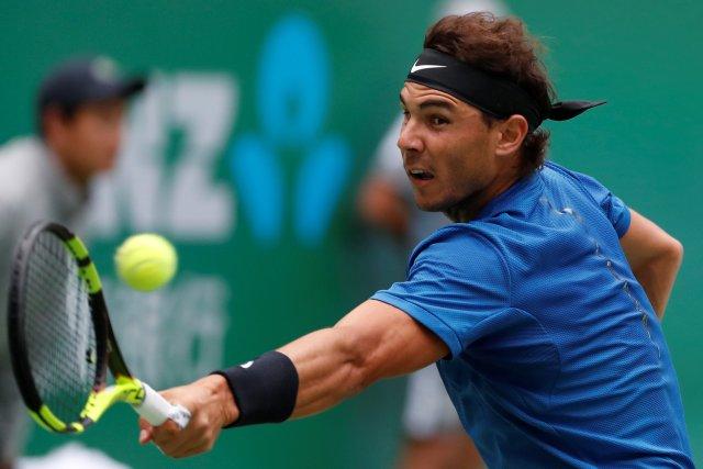 El tenista español Rafael Nadal. REUTERS/Aly Song