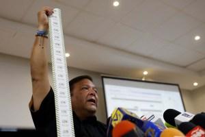 CNE admite recurso de impugnación de resultados en Bolívar presentado por Andrés Velásquez