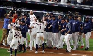¡Un 5to juego de infarto y un Altuve imparable! Los Astros dejaron en el terreno a Los Dodgers