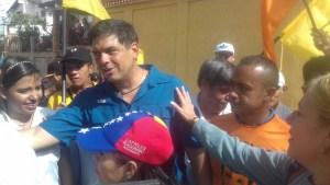 Tirso Flores: Vota abajo y en el centro, vota voluntad popular