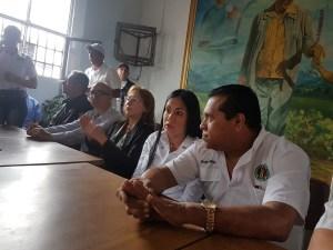 Laidy Gómez se compromete a dignificar labor docente en el Táchira