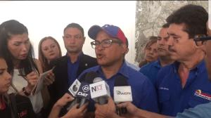 Carlos Valero: El 15 de octubre  vamos por cero abstención, cero confusión