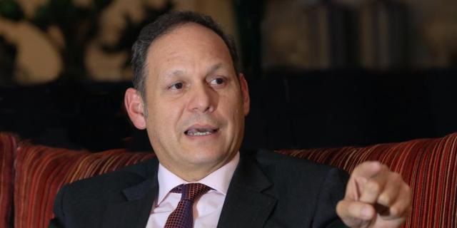Miguel Ángel Martin, presidente del Tribunal Supremo de Justicia legítimo de Venezuela. Foto: Néstor Gómez / EL TIEMPO