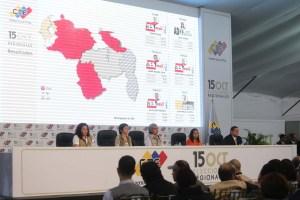 La Unión Europea insta al CNE a mostrar transparencia de resultados de regionales