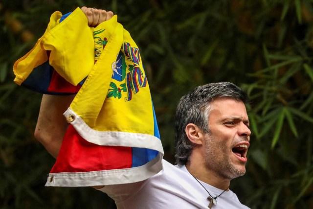 Comunicado Del Partido Voluntad Popular Leopoldo López Sale Para Impulsar Nuevas Acciones Por La Libertad De Venezuela Lapatilla Com