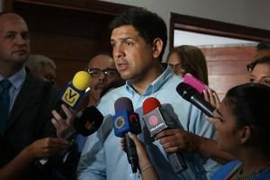 Ocariz: En Miranda fortaleceremos las escuelas con la participación de las comunidades