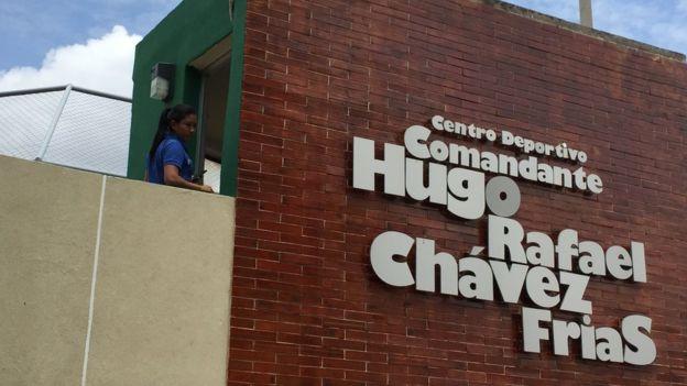En septiembre de este año, la alcaldía de Managua inauguró un nuevo centro deportivo bautizado en honor a Hugo Chávez.