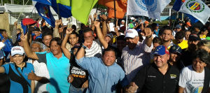 Andrés Velásquez: El #15Oct vamos a cobrar con nuestros votos tanta desidia y sufrimiento