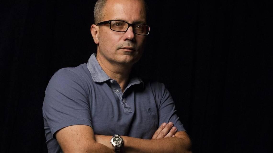 William Rodríguez Abadía, hijo de ex capo del cartel de Cali Rodríguez Orejuela // Foto MATIAS J. OCNER mocner@miamiherald.com