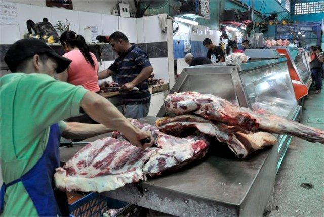 Carnicerias en Lara / Foto: Daniel Arrieta