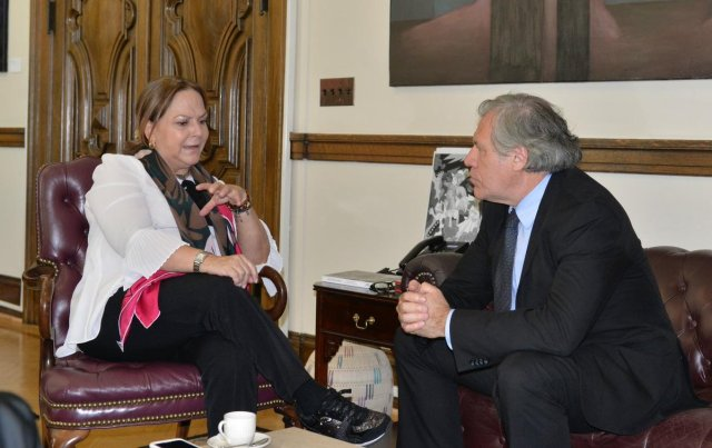 Foto: @Almagro_OEA2015