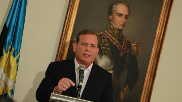 Gobernador Juan Pablo Guanipa
