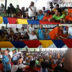 Freddy Paz: Pueblo del Sur del Lago brindo su respaldo a Guanipa