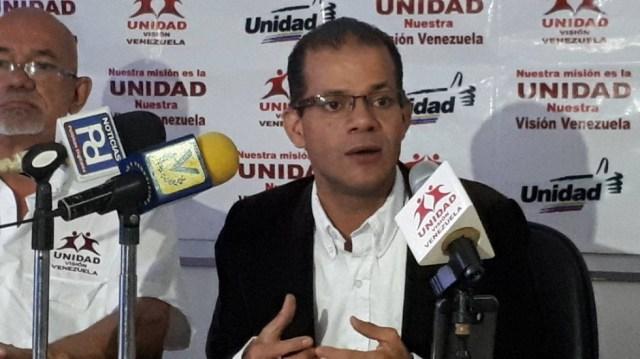 Dip. Omar Ávila. Foto NDP
