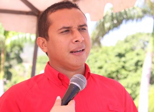 Foto: Diputado ante el Consejo Legislativo en Nueva Esparta, Junior Gómez / PSUV