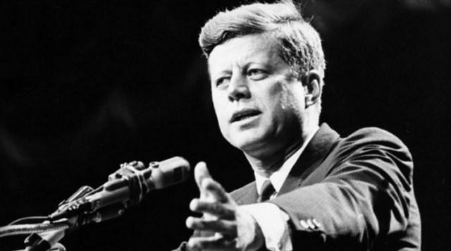 John F. Kennedy. Foto: Getty vía Infobae