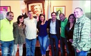 Américo Mata, contacto entre Maduro y Odebrecht, un cercano a Jaua, la Chávez y los argentinos del guiso (FOTO)