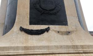 Delincuencia desvalija la Plaza Bolívar de Valencia (foto)