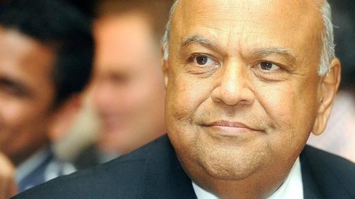Pravin Gordhan, exministro de finanzas de Suráfrica / Foto IOL