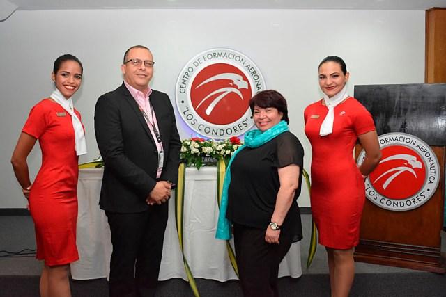Presidente de Aserca Airlines