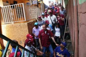Richard Blanco desde el 23 de Enero: Caracas hundida en la basura por ineptitud de Jorge Rodríguez (video)