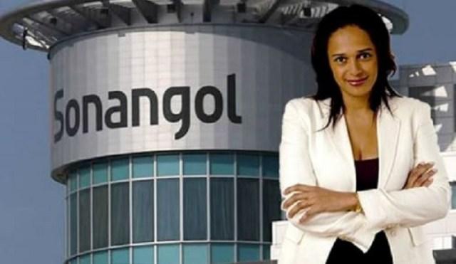Isabel Dos Santos, presidenta de la estatal petrolera angoleña Sonangol / cortesía