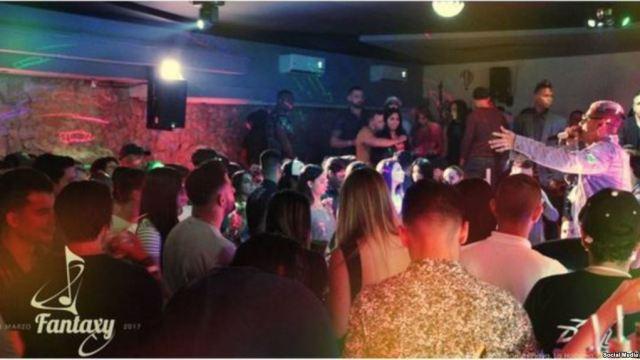 Bar Fantaxy, en La Habana. (Tomada de Instagram)