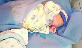 El pequeño fue llevado a la emergencia pediátrica del Razetti