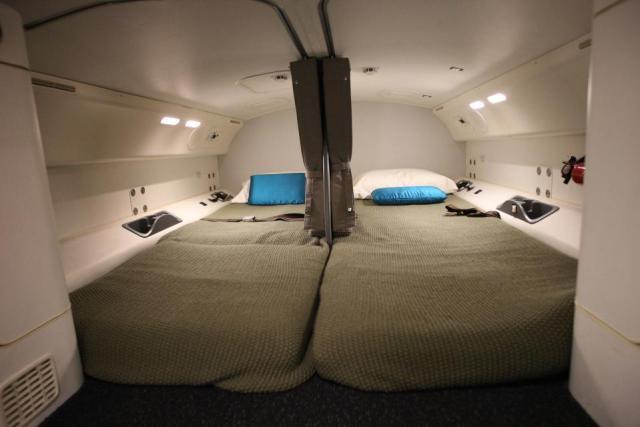 cama avion
