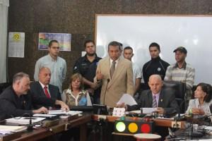 Ramón Guevara dijo al Consejo Universitario que trabajará junto a la ULA