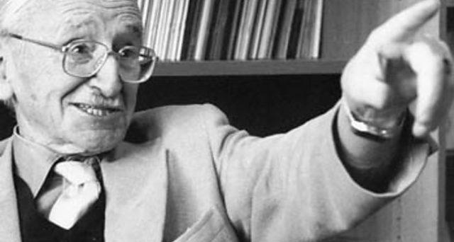 Friedrich August von Hayek (1899-1992) / archivo