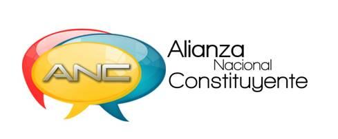 Logo alianza nacional constituyente