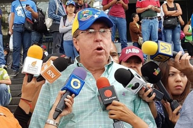 César Pérez Vivas, ex gobernador del estado Táchira // FOTO Prensa