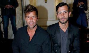 ¡Qué pareja! Ricky Martin y su novio lo mostraron todo en estas calientes fotos