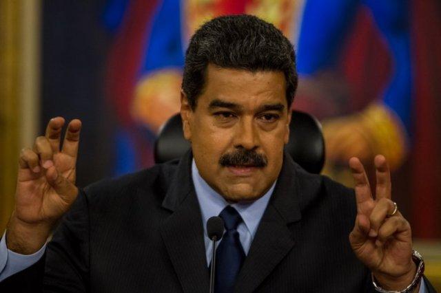 Nicolás Maduro (Foto: EFE)