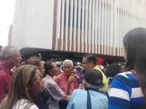 Juan Carlos Fernández: Nuestros pensionados son sometidos a una tragedia